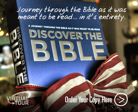 Journey through the Bible as it was meant to be read... in it's entirety.